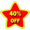 40% off any plan