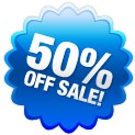 50% off Web Hosting