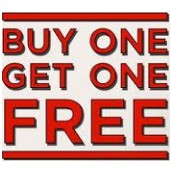 Free printable coupons buy 1 get 1 free on select items fandeluxe Choice Image