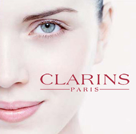 10% off Clarins cosmetics