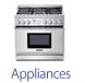 10% off Major Appliances
