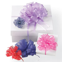 20% off $300 purchase on Ribbons & Bows