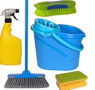 $35 off $150 purchase on Cleaning & Janitorial supplies