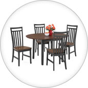 10% off Select Bar Stools & Dining Chairs