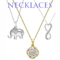 6% off Necklaces
