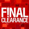 30-70% off select items - FINAL CLEARANCE