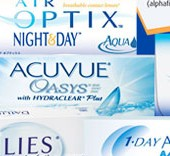 25% off Contact Lenses
