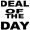 25-75% off select items - DEAL of the DAY