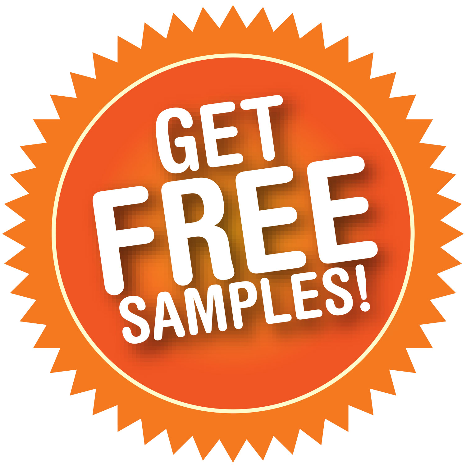 FREE Samples with any purchase