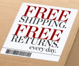 FREE Shipping + FREE Returns on any purchase