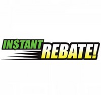 10-50% off select items - INSTANT REBATES