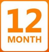 15% off 12-Month Membership