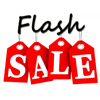 30-80% off select items - FLASH DEALS