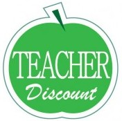 15% off any purchase - TEACHER Discount