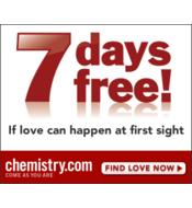 pic online chemistry 7 day trial No Strings Attached & Adult Personals | FHM Single Girls