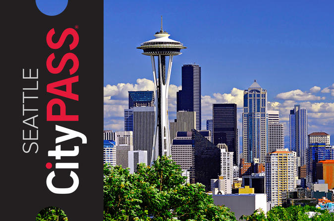 47% off CityPass SEATTLE