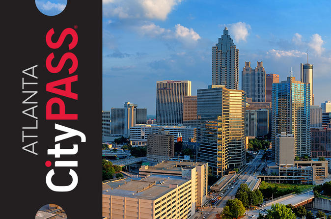40% off CityPass ATLANTA
