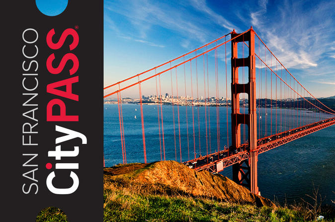 45% off CityPass SAN FRANCISCO