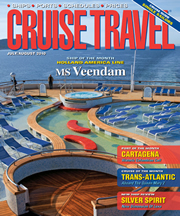"FREE 1-year subscription to ""Cruise Travel"" magazine"