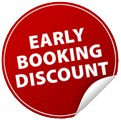 10-15% off hotel stay - ADVANCE Booking