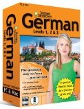 35% off Instant Immersion - GERMAN - Levels 1, 2 & 3