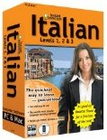 25% off Instant Immersion - ITALIAN - Levels 1, 2 & 3