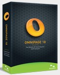 """$90 off Nuance """"OmniPage 18"""""""