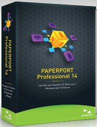 "$130 off Nuance ""PaperPort Professional 14"""