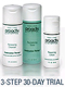 "3-piece ""Proactiv"" 30-day Trial System for only <font color=red>$19.95</font> + FREE Gift + FREE Shipping"