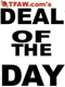 25% off item - DEAL of the DAY