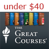 Select Courses - under $40!