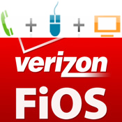 "Get $0 Activation Fee + $150 Visa Prepaid card on 2-yr Contract on ""FiOS Triple Play"""