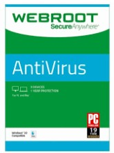 "$20 off Webroot ""SecureAnywhere AntiVirus"""