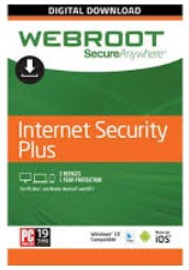 "$30 off Webroot ""SecureAnywhere Internet Security Plus"""