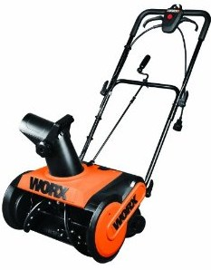 34% off WORX WG650 Electric Snow Thrower