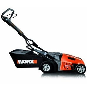 36% off WORX WG788 3-In-1 Lawn Mower