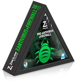 50% off Zonealarm PRO ANTIVIRUS+ 2017