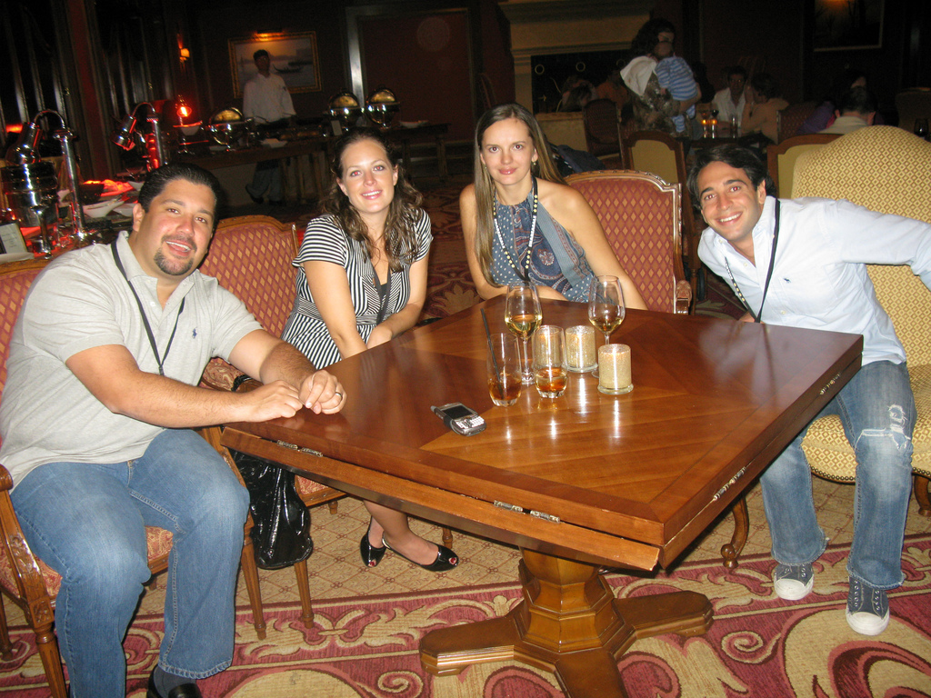 October 2008 - San Diego, CA - conference